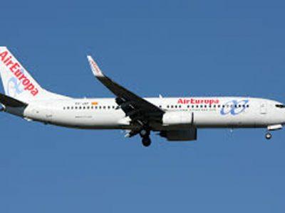 Vuelo de Madrid a Guantánamo con Air Europa y Cubana de Aviación