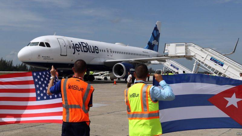 Empresas de Estados Unidos piden la normalización con Cuba a Trump