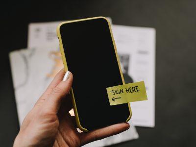 ¿Qué tipos de firmas digitales existen?